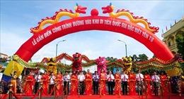 Hoàn thành công trình đường vào Khu di tích quốc gia đặc biệt Yên Tử