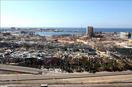 Vụ nổ ở Beirut: Công tác bảo tồn di tích thêm thách thức