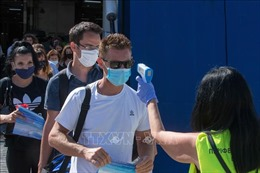 Hy Lạp siết chặt các biện pháp phòng ngừa COVID-19 tại vùng Attica