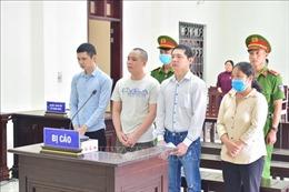 Làm giả thuốc tân dược, 4 bị cáo trong 1 gia đình lĩnh án từ 3-15 năm tù