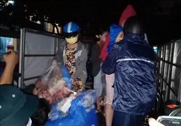 Ứng phó bão số 5: Đà Nẵng khẩn trương đưa người dân đến nơi an toàn