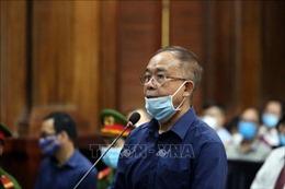 Nguyên Phó Chủ tịch UBND TP Hồ Chí Minh Nguyễn Thành Tài bị đề nghị mức án từ 8 - 9 năm tù