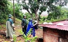 Tỉnh Quảng Bình có 2 người bị thương nặng do sự cố trong bão số 5