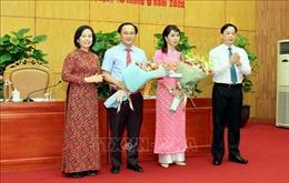 Bầu bổ sung hai Phó Chủ tịch UBND tỉnh Lạng Sơn nhiệm kỳ 2016 - 2021