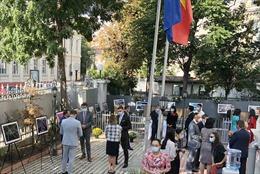 Triển lãm ảnh về đất nước, con người Việt Nam tại Rumania