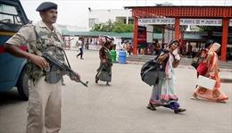 Ấn Độ bắt giữ 9 phần tử Al-Qaeda có kế hoạch tấn công nhiều cơ sở trọng yếu
