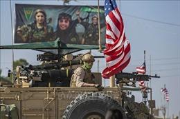 Quân đội Mỹ lại tăng cường triển khai quân sư ở Syria