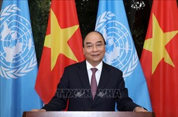 Đồng hành cùng Liên hợp quốc ứng phó với thách thức chung