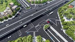 Ngày 2/10 dự kiến khởi công xây dựng hầm chui Lê Văn Lương - Vành đai 3