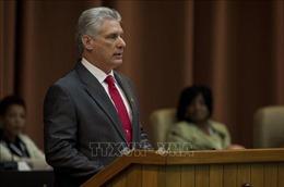 Cuba lên án các biện pháp trừng phạt mới của Mỹ