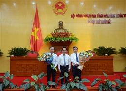 Thủ tướng phê chuẩn bầu bổ sung hai Phó Chủ tịch tỉnh Hòa Bình