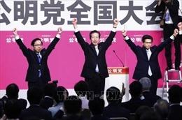 Nhật Bản: Chủ tịch đảng Công minh tái đắc cử