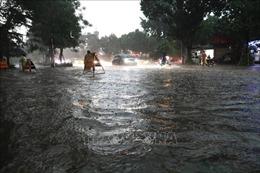 Từ 1 - 2/10, rãnh áp thấp gây mưa vừa, mưa to ở Nam Trung Bộ, Tây Nguyên và Nam Bộ