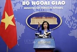 Việt Nam lo ngại trước những thông tin về xung đột tại Karabakh