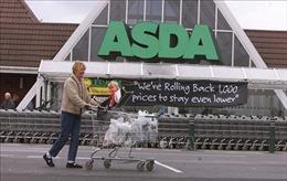Walmart bán chuỗi siêu thị Asda tại Anh với giá 6,8 tỷ bảng