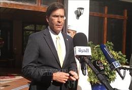 Bộ trưởng Quốc phòng Mỹ thăm Maroc nhằm thúc đẩy quan hệ an ninh song phương