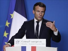 Tổng thống Pháp công bố kế hoạch bảo vệ những giá trị thế tục