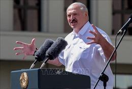 Belarus triệu hồi các đại sứ ở Ba Lan và Latvia