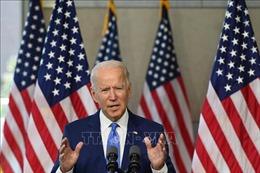 Ứng cử viên Tổng thống Mỹ Joe Biden đang chờ kết quả xét nghiệm virus SARS-CoV-2