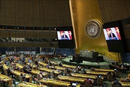 Việt Nam ủng hộ tất cả các nỗ lực giải trừ và không phổ biến vũ khí hạt nhân