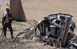 Đánh bom xe tại miền Đông Afghanistan khiến 13 người bị thiệt mạng