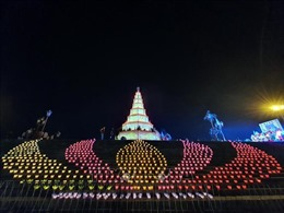 Tỉnh Hải Dương tổ chức Lễ cầu an trên đê sông Lục Đầu