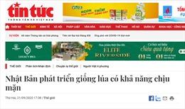 Thủ tướng yêu cầu nghiên cứu, xử lý thông tin do báo Tin tức phản ánh