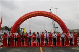Tiền Giang khánh thành cầu nối liền đường tỉnh 873 với Quốc lộ 50