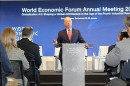 Hoãn lịch trình tổ chức Hội nghị cấp cao Davos 2021