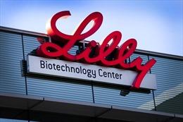 Hãng Eli Lilly xin cấp phép cho liệu pháp điều trị COVID-19 bằng kháng thể