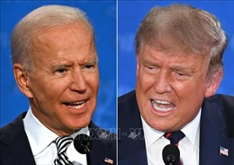 Tổng thống D.Trump tuyên bố không tranh luận với ông J.Biden bằng hình thức trực tuyến
