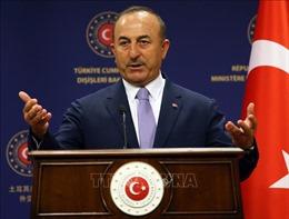 Tín hiệu tích cực trong quan hệ Thổ Nhĩ Kỳ - Mỹ