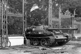 Dấu ấn của đội quân Thông tấn trong Đại thắng mùa Xuân năm 1975 - Bài cuối: Lưu giữ những khoảnh khắc lịch sử
