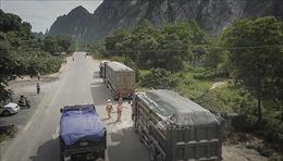 Tăng cường xử lý đua xe trái phép và xe chở quá tải trọng
