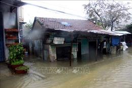 Quảng Nam: Mưa lũ kéo dài, nhiều công trình công cộng và nhà dân bị hư hại