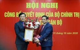 Bí thư thứ Nhất Trung ương Đoàn Lê Quốc Phong được giới thiệu để bầu làm Bí thư Tỉnh ủy Đồng Tháp