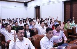 Kỳ họp thứ 21 HĐND TP Hồ Chí Minh khóa IX: Thông qua chủ trương thành lập 'thành phố trong thành phố'