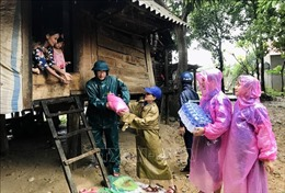 Quảng Trị: Huy động tối đa mọi nguồn lực hỗ trợ người dân vùng lũ