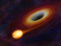 Những hình ảnh chi tiết đầu tiên về hiện tượng hố đen 'nuốt chửng' một ngôi sao