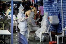 Thái Lan triển khai xe xét nghiệm SARS-CoV-2 lưu động gần Myanmar