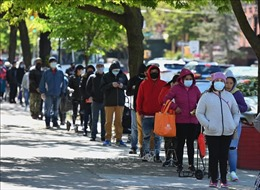 Tỷ lệ thất nghiệp tăng đột biến tại Mỹ