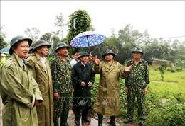 Trưởng ban Tổ chức Trung ương Phạm Minh Chính làm việc tại Thừa Thiên – Huế