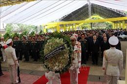 Tổ chức trọng thể Lễ viếng 13 cán bộ, chiến sỹ hy sinh tại Rào Trăng 3