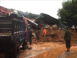 Vụ sạt lở đất tại Quảng Trị: Lực lượng cứu hộ tại chỗ đã tiếp cận được hiện trường