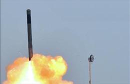 Ấn Độ thử thành công tên lửa hành trình siêu thanh BrahMos