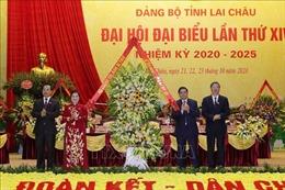 Huy động các nguồn lực xây dựng tỉnh Lai Châu phát triển nhanh và bền vững