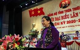 Xây dựng Thừa Thiên -Huế trở thành thành phố trực thuộc Trung ương vào năm 2025