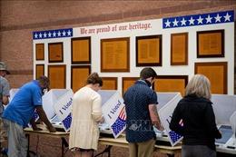 Trên 50 triệu cử tri Mỹ đã bỏ phiếu sớm