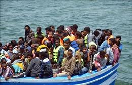 Đắm thuyền ngoài khơi Libya khiến 11 người di cư thiệt mạng
