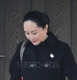Các phiên tranh tụng tập trung vào quy trình bắt giữ bà Mạnh Vãn Châu